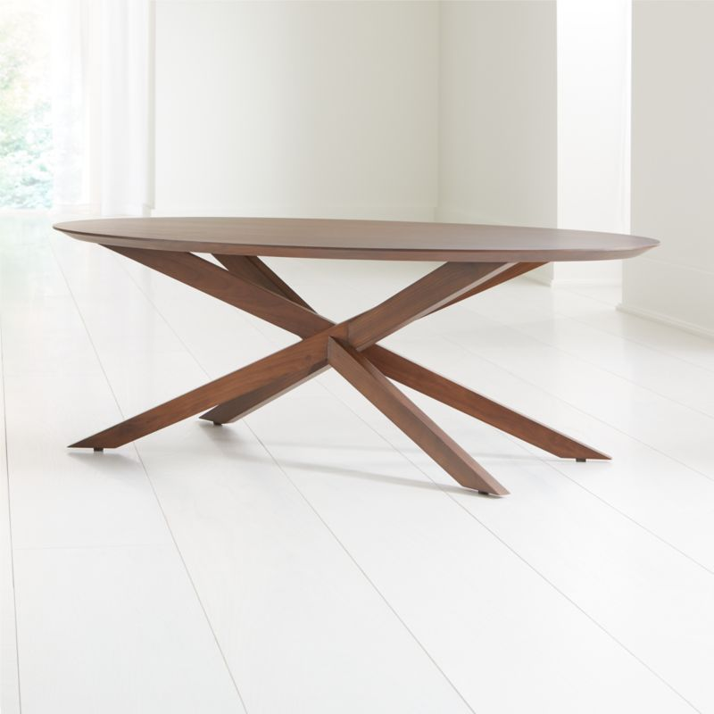 Apex Oval Coffee Table Oval Coffee Tables Contemporary Coffee