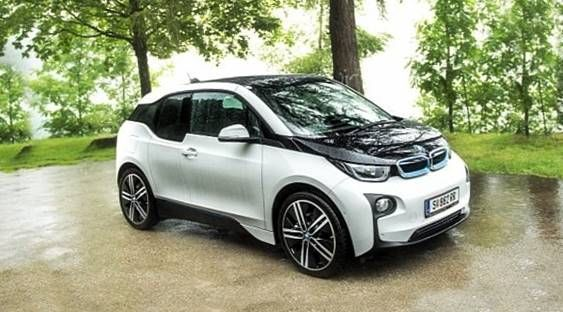 Nice BMW 2017 2017 BMW i3 Electric Car with 170hp AC Motor Power