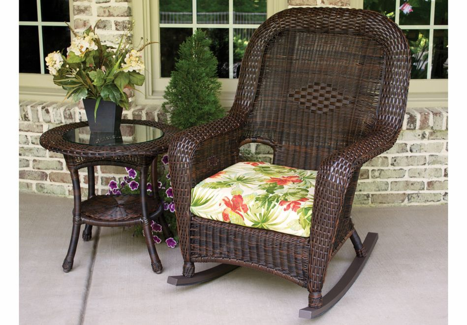 How Oil Outdoor Wicker Rocking Chairs   Http://www.antwandavis.com Part 84