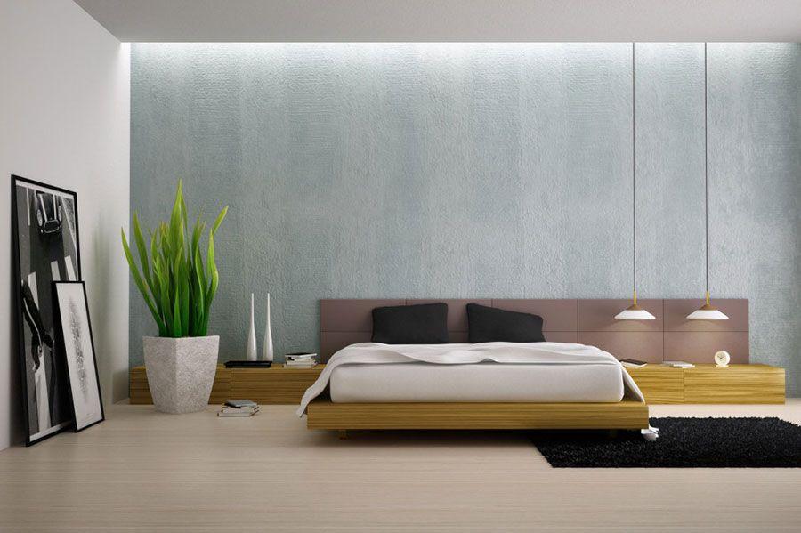 Idee di arredo feng shui per la camera da letto n 16