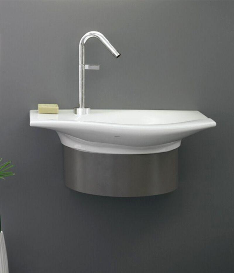 Small Bathroom Sinks U2013 The Lazy Womanu0027s Guide To Small Bathroom Sinks