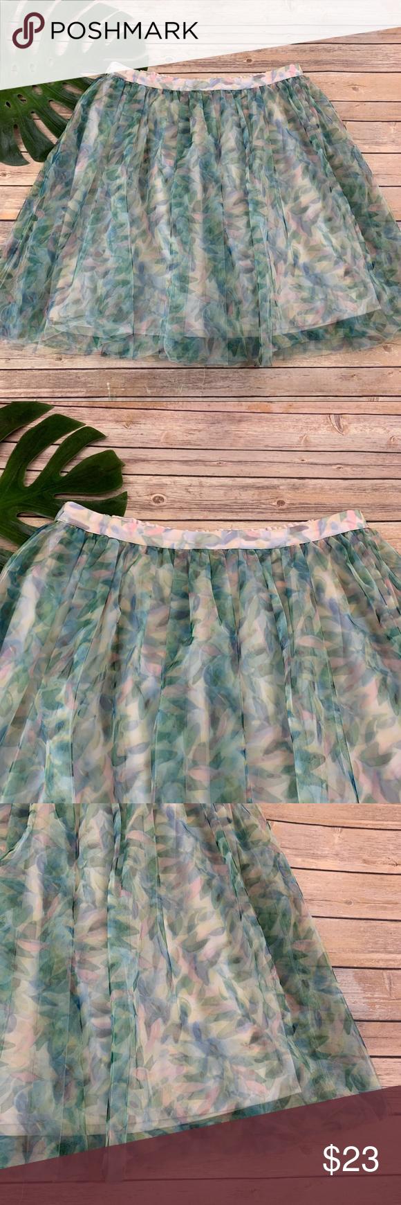LC Lauren Conrad Cinderella Tulle Skirt ️LC Lauren Conrad