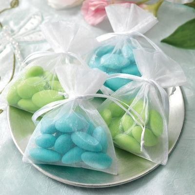 Organza Wedding Gift Bags Wedding Favor Bags Wedding stuff