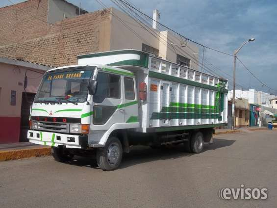Camion Mitsubishi Fuso Ano 91 En Trujillo Camiones 654257 Camiones Venta De Autos Autos