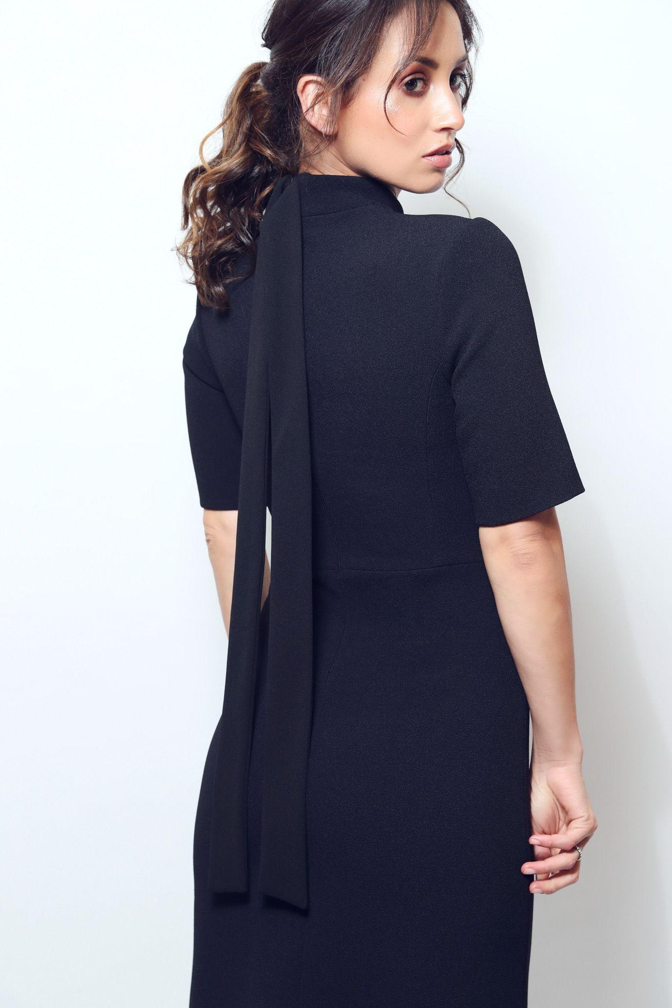 989129c80821 Feme Dress detail. Made-to-order corporate wear by Karen Gee ...