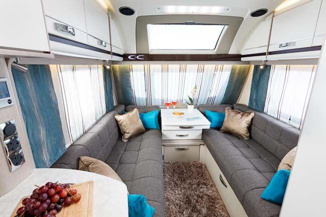 modern caravan interior - Google Search   Jacob\'s room   Pinterest ...