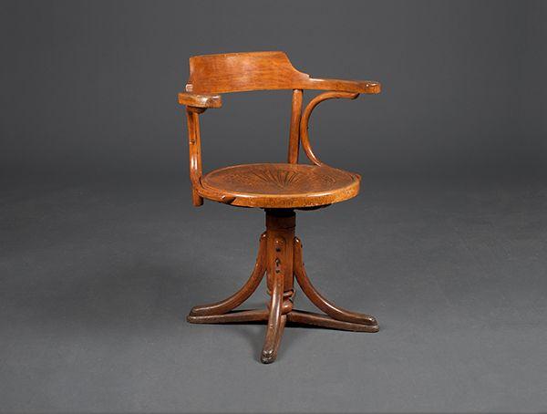 Sedie Thonet ~ Fauteuil de bureau thonet fauteuil de bureau thonet dont la