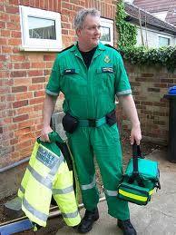 SONJA: Paramedic uniform