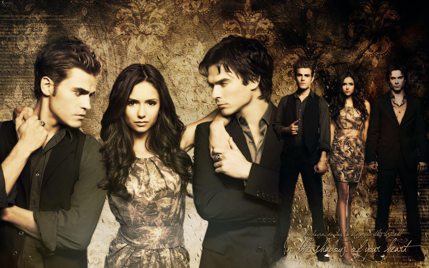 Google themes vampire diaries - The Vampire Diaries The Vampire Diaries Wallpaper 24772642 Fanpop Fanclubs