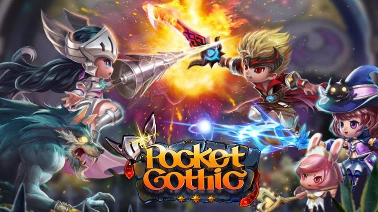 Pocket Gothic Cheats 1.2.5 Mod APK (Unlimited Diamonds