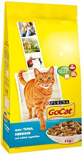 Go Cat Complete Adult With Tuna Herring And Vegetables 2kg You Can Find More Details By Visiting The Image Link T Dry Cat Food Cat Food Allergy Cat Food