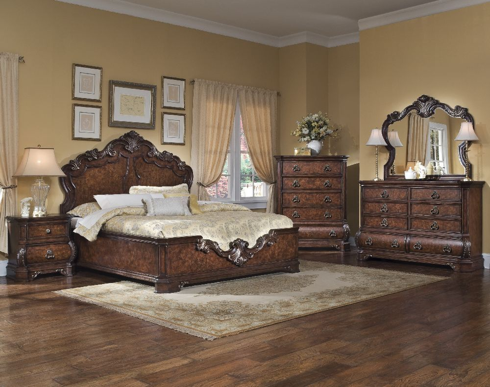something to sleep on Furniture, Traditional bedroom