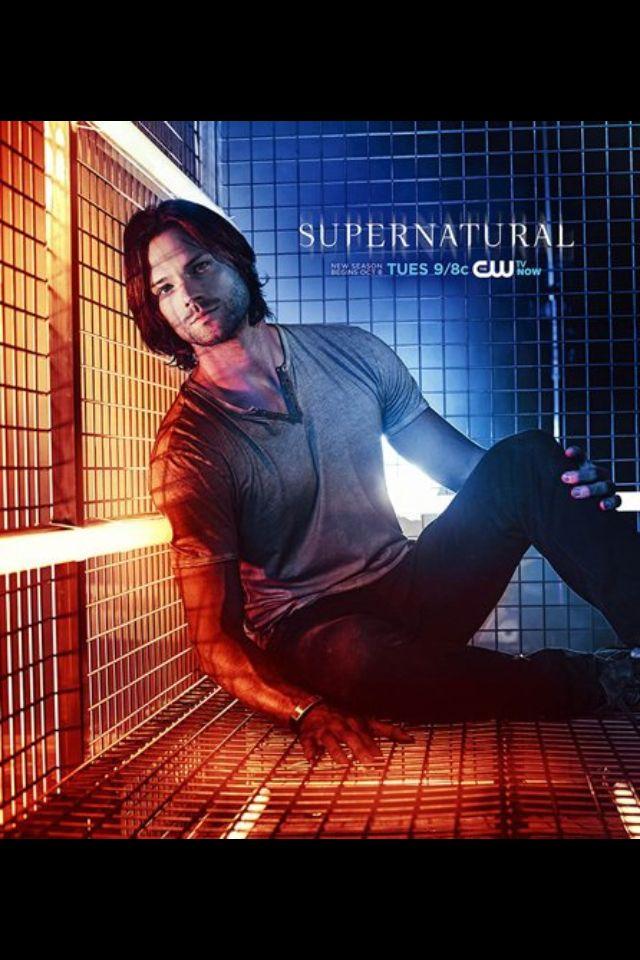 Supernatural season 9 poster, Sam