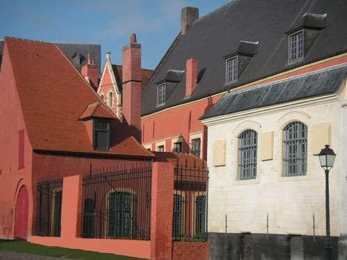 Hospice Comtesse Lille Office De Tourisme Et Des Congrès De