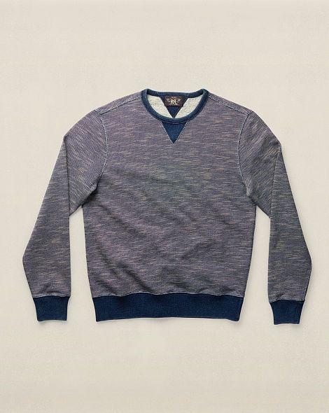 Birdseye Fleece Sweatshirt - RRL Sweatshirts - RalphLauren.com