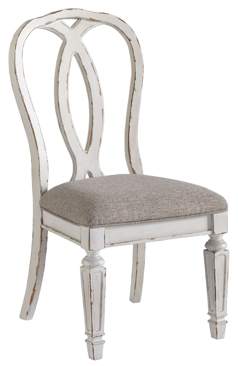 Realyn Upholstered Ribbon Back Side Chair In 2020 Dining Room Chairs Side Chairs Chair