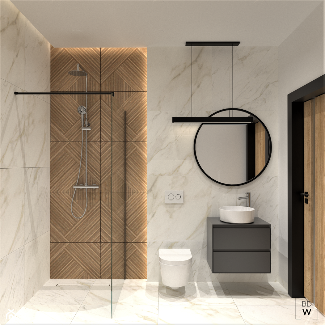 Mala Lazienka Aranzacje Pomysly Inspiracje 2020 Homebook Elegant Bathroom Best Bathroom Designs Washroom Design