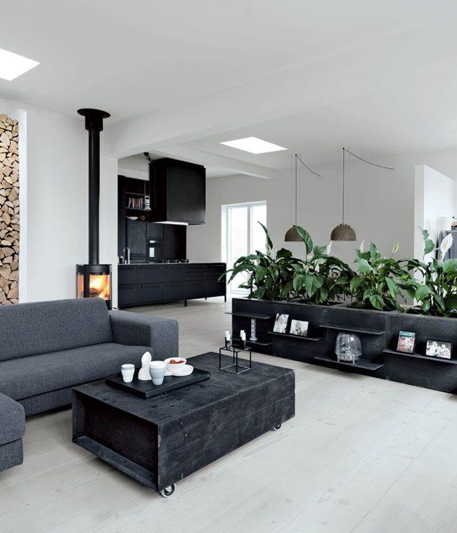 Loft design a Copenhague | Design - Living | Pinterest | Decoration
