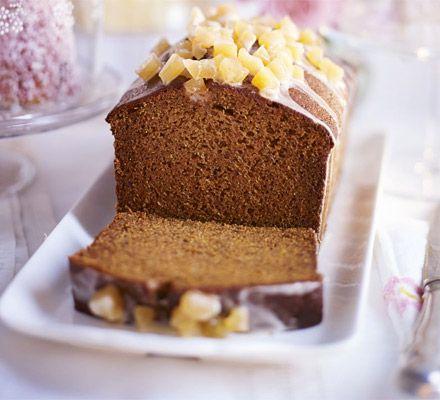 Banana And Ginger Cake Bbc