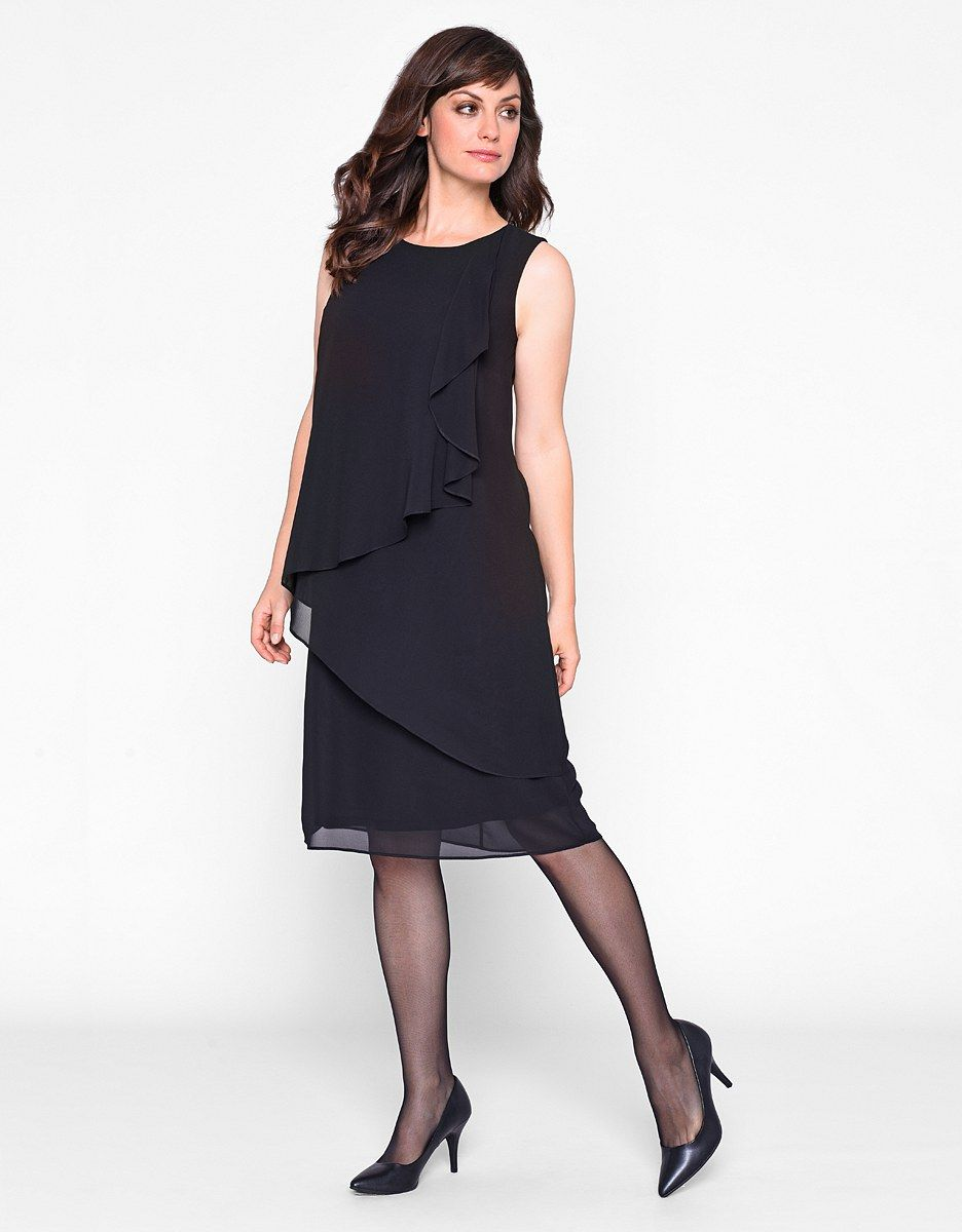 Kleid im Lagenlook  Bexleys Woman  ADLER Mode Onlineshop  Mode