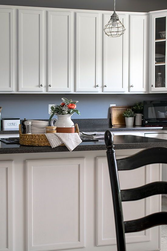 How To Use A Paint Sprayer for Cabinets | Kitchen cabinets ...
