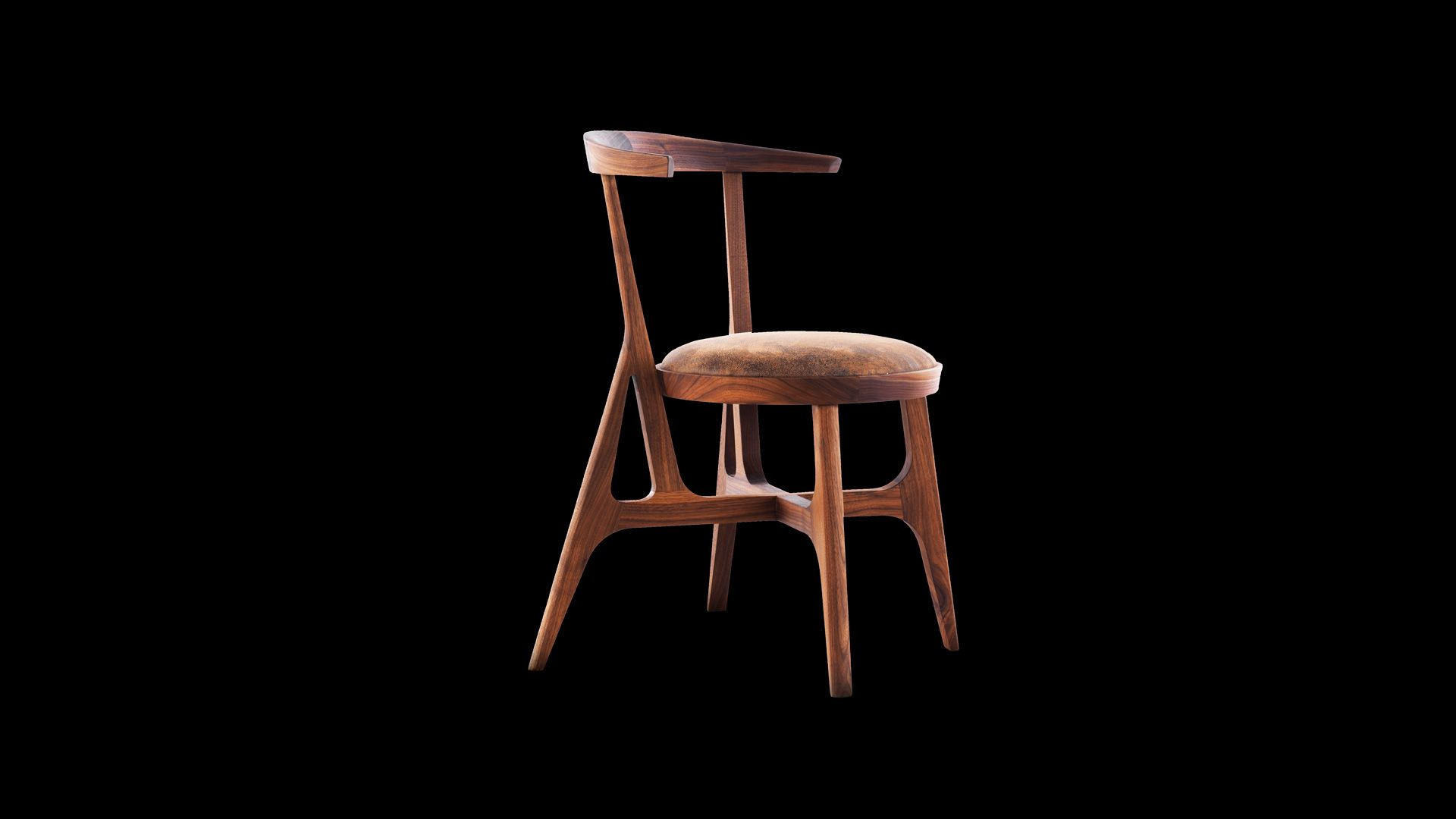 Hendrix Chair, Camus Collection