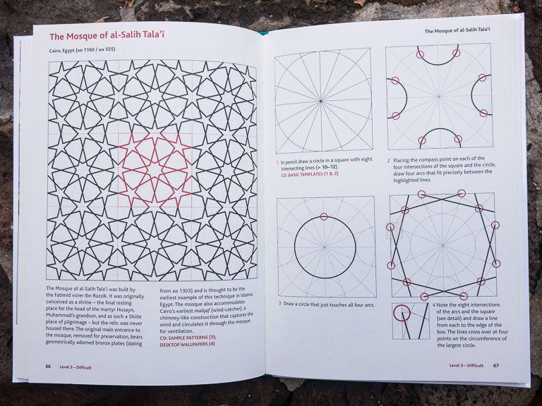Islamic Geometric Patterns Book Islamic Patterns Geometric