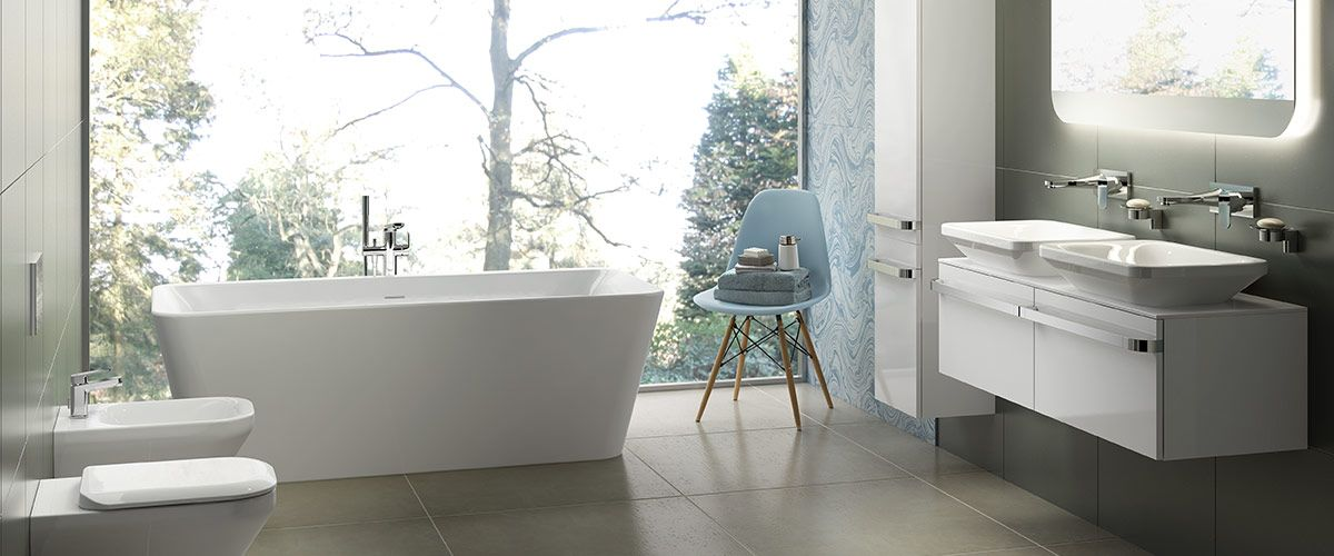ideal bathrooms bathroom solutions bathroom suppliers uk ideal standard - Contemporary Bathroom Designs Uk