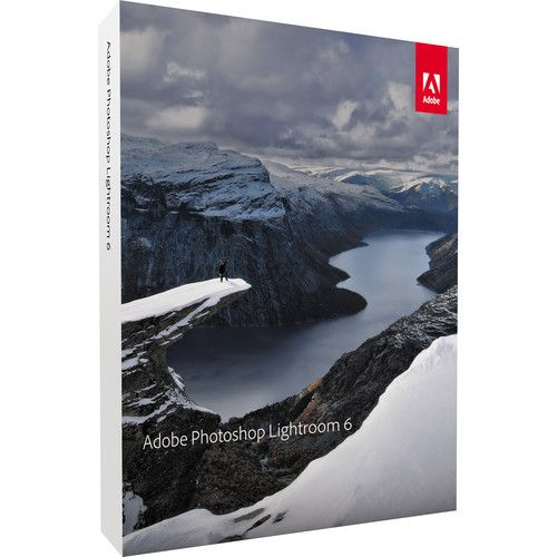 Adobe Photoshop Lightroom 6 Dvd 65237578 B H Photo Video Adobe Photoshop Lightroom Photoshop Lightroom Lightroom