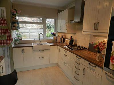 Counter Tops Cabinets Sink New Kitchen Kitchen Ikea Kitchen