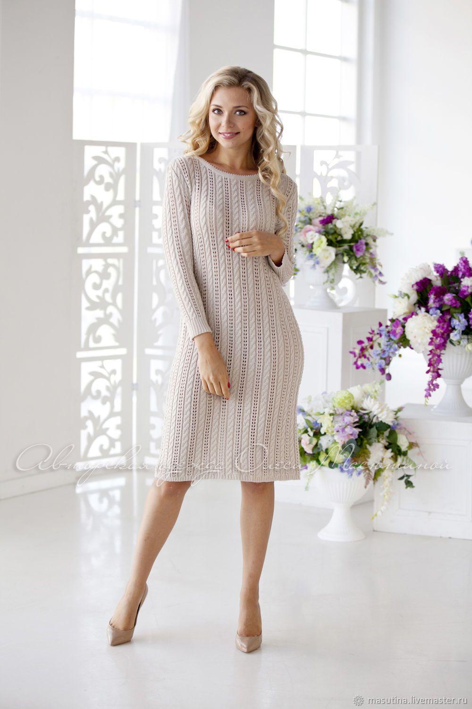 d707b008450 Платья ручной работы. Платье