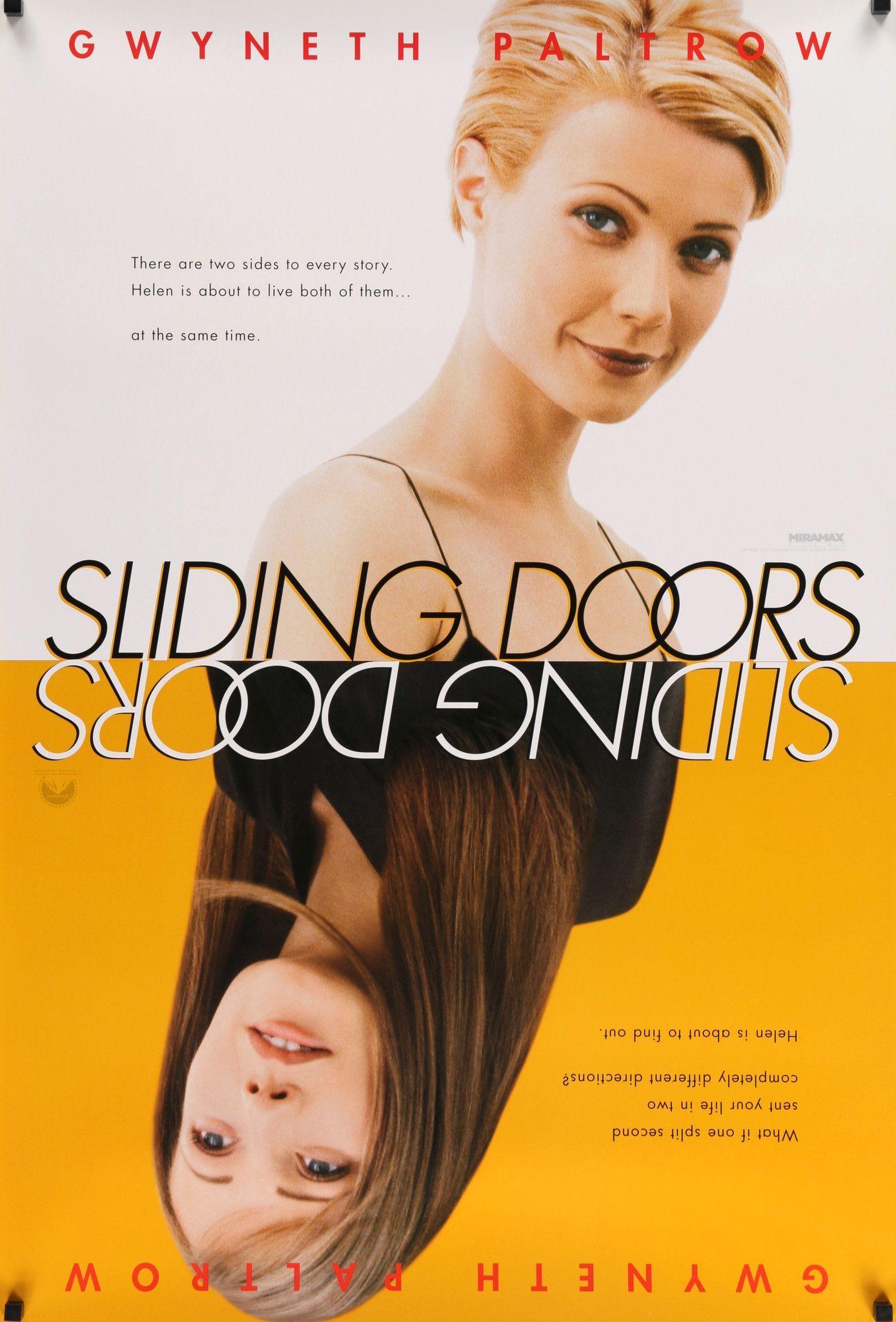 Sliding Doors 1998 Movie Posters At Original Film Art