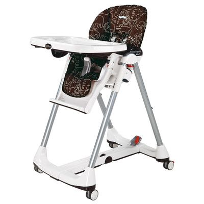 Peg Perego Prima Pappa Diner Easy Folding High Chair Color Savana Cacao Impdicna89psa47 Peg Perego Impdicna89psa47