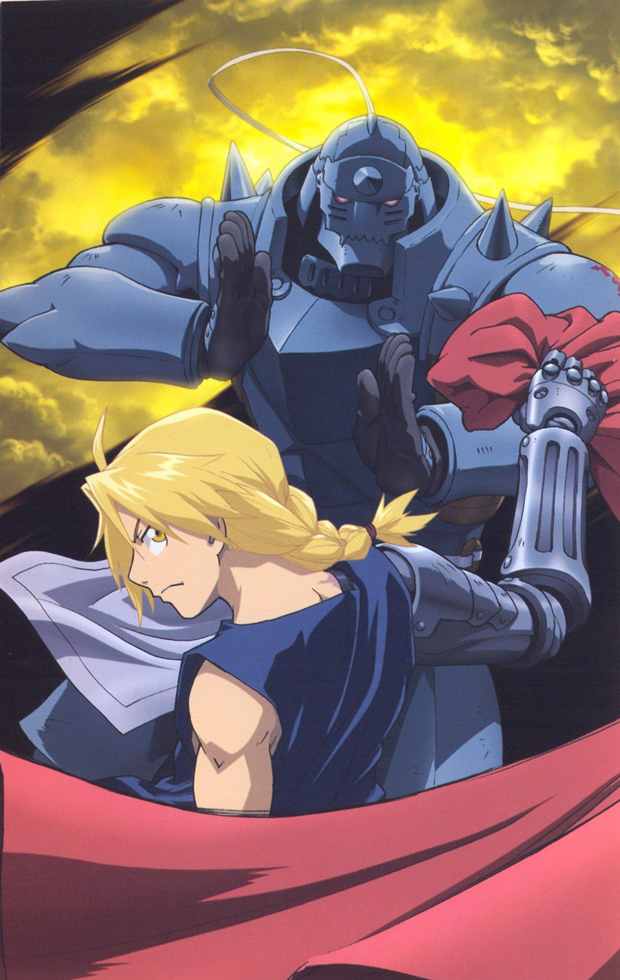 Elric Brothers/639236 Zerochan (With images