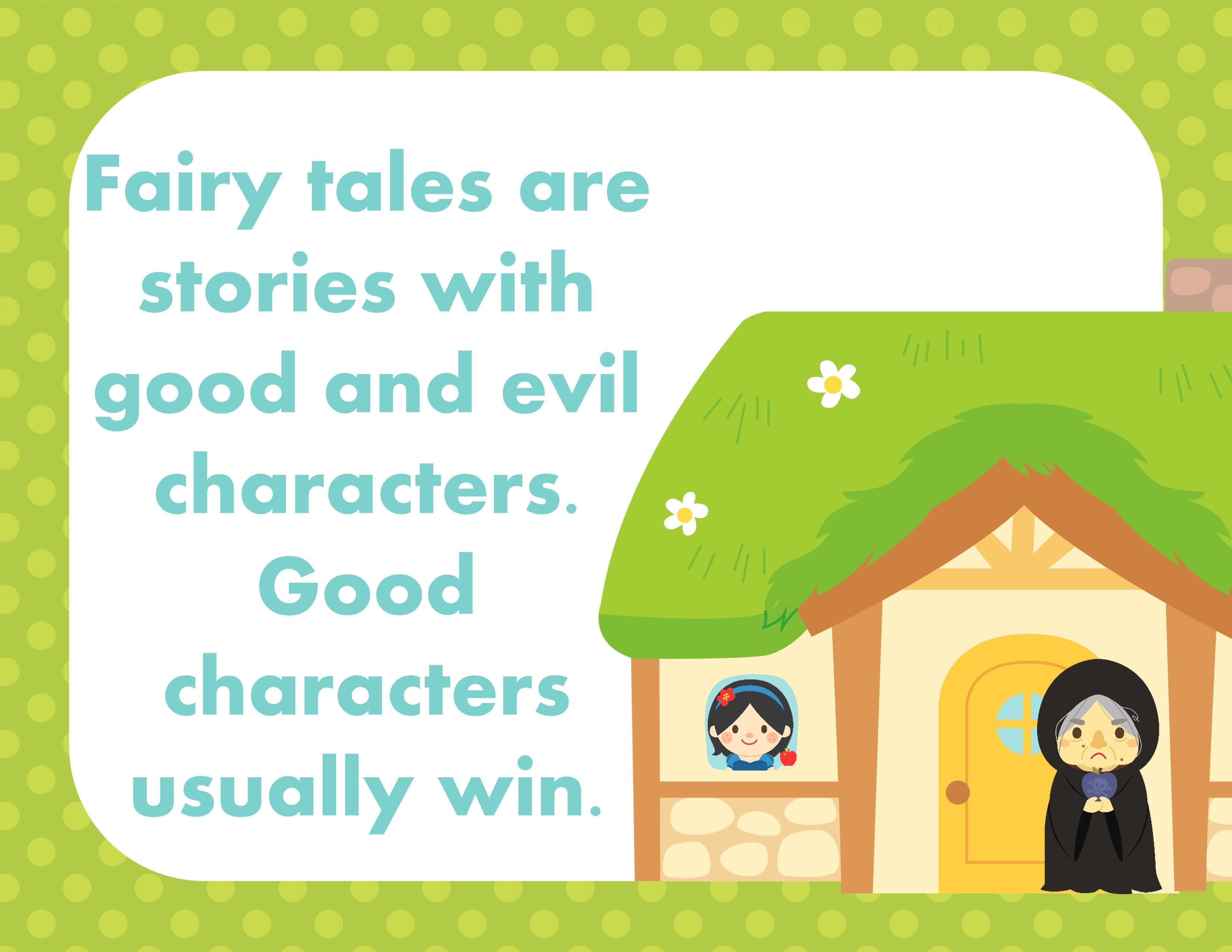 Free Fairy Tale Anchor Cards
