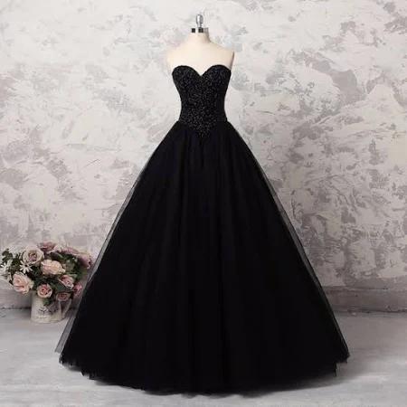 30++ Black wedding dress meaning info