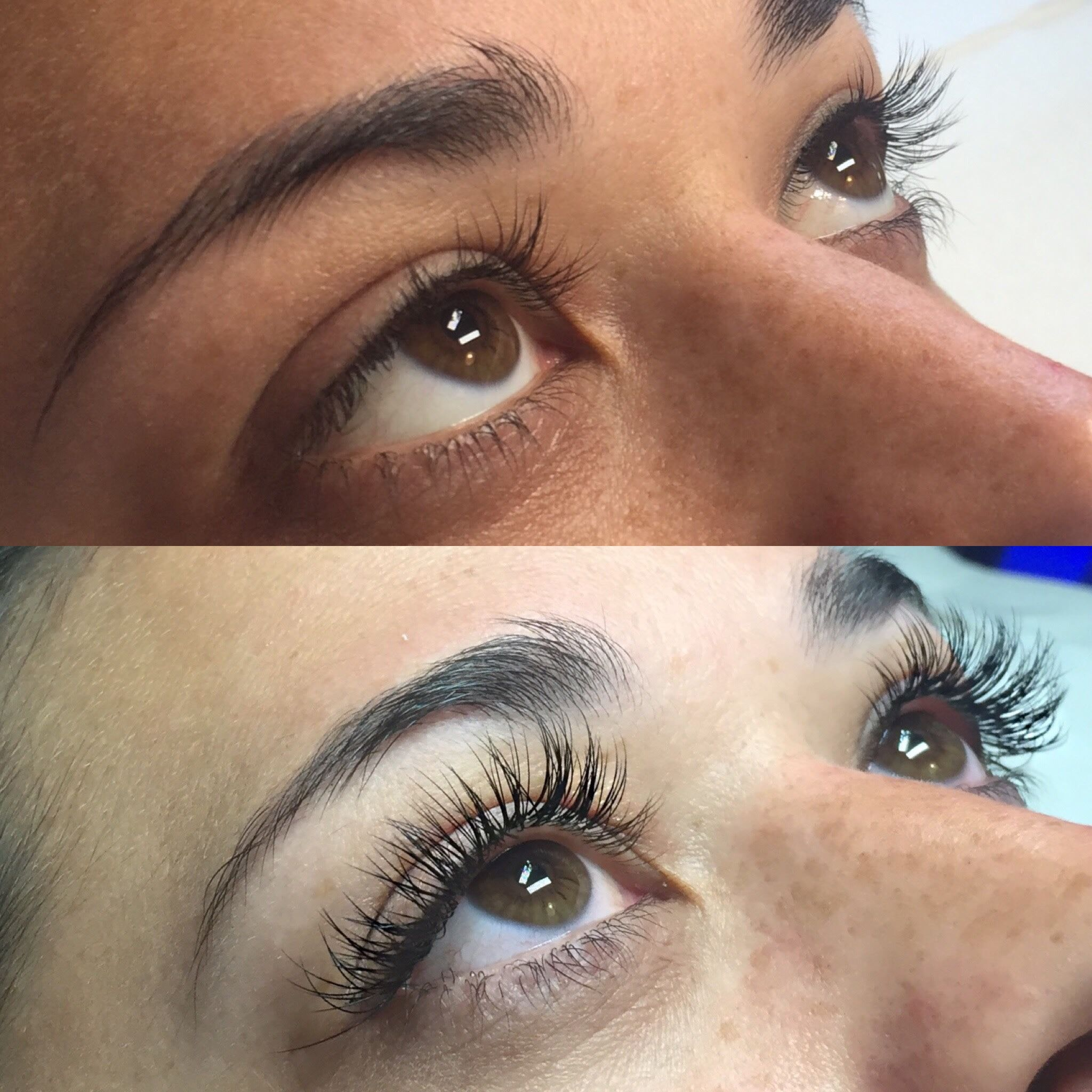 Average cost of lash extensions in Maryland? Lash
