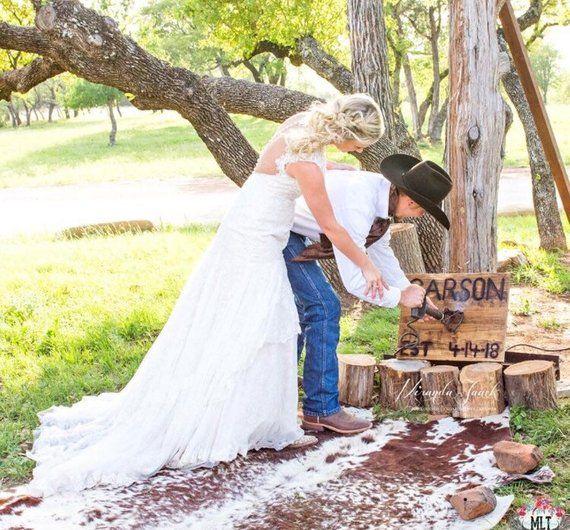 Wedding Branding Ideas: Branding Unity Ceremony Board To Use During Wedding
