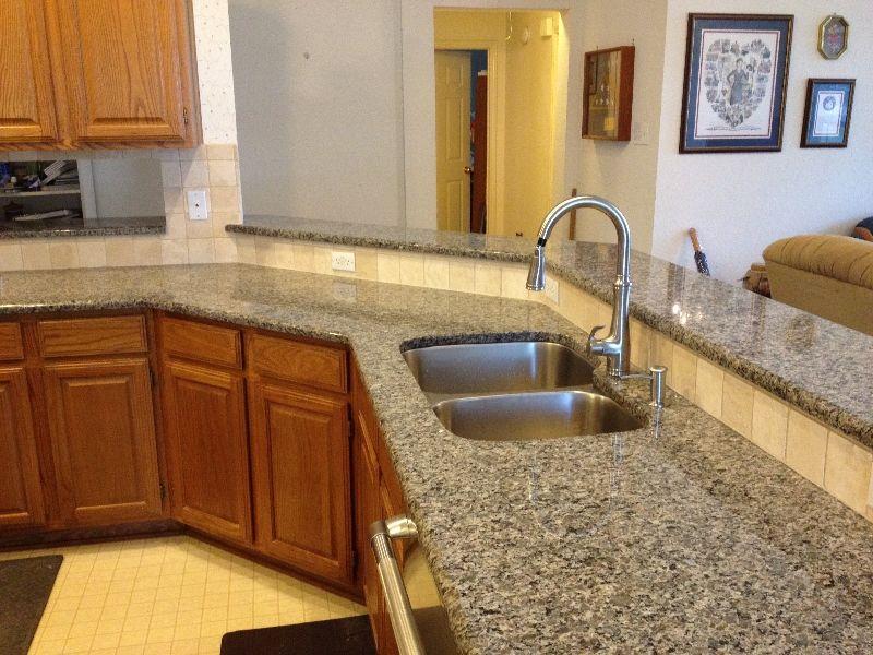 Granite Countertop Examples | Our Work | Fox Granite