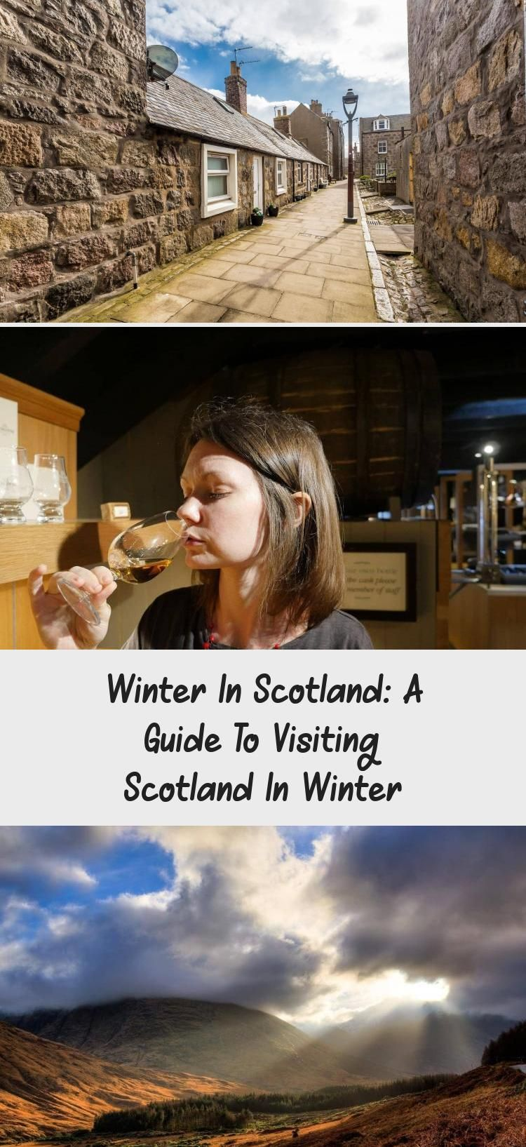 Everything you need to know about visiting Scotland in Winter from what to do through to what to pack and tips for planning your trip