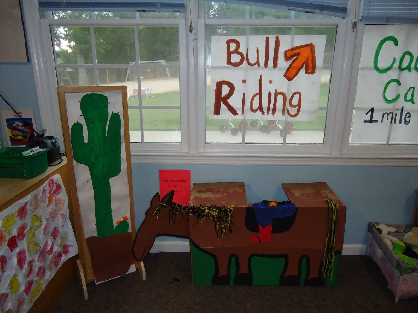 Western Themed Preschool
