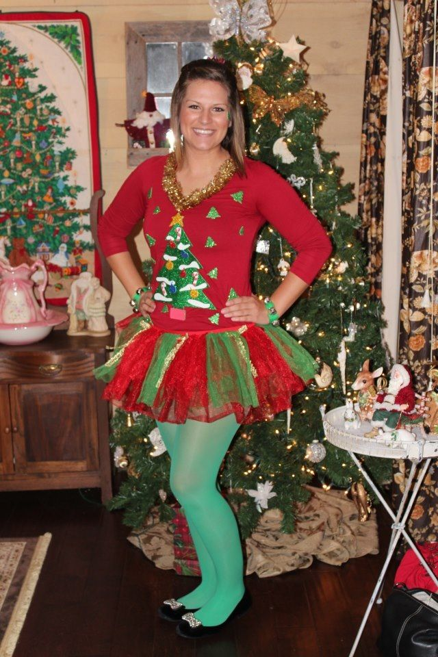 Tacky Christmas Outfits.Pin On Ugly Xmas Sweater Ideas And I Do Mean Ugly