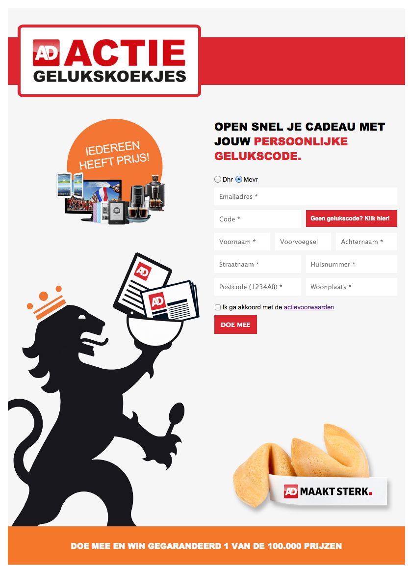 Facebook App | Facebook Marketing | AD.nl | Gelukskoekjes
