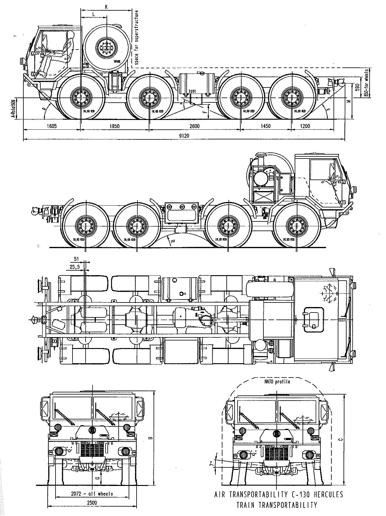 Pin by JRS on Cut-Aways, Cross Sections, and Technical Specs ...