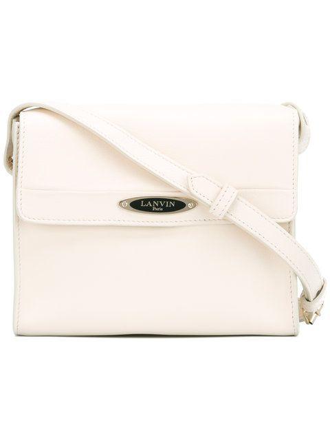 97c597323774 LANVIN Mini Sac De Ville Crossbody Bag. #lanvin #bags #shoulder bags # leather #lining #crossbody #cotton #