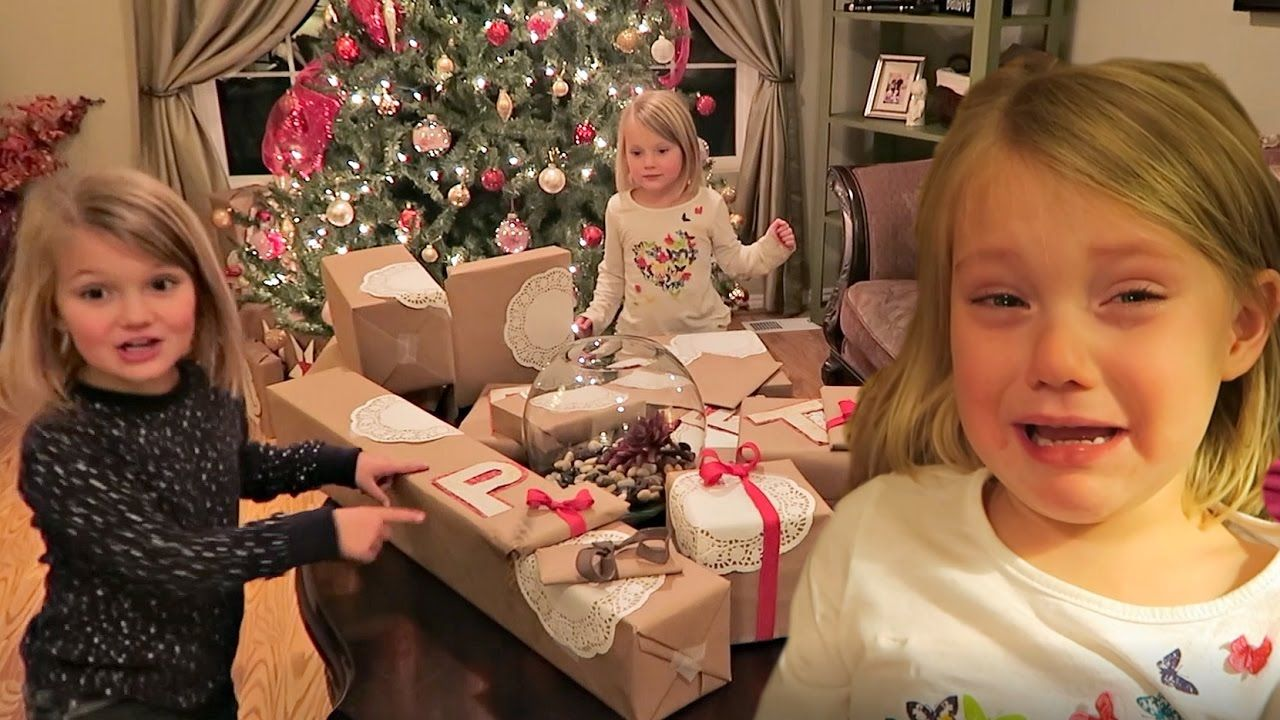 NO CHRISTMAS PRESENTS FOR HER!!! | vlogs | Pinterest