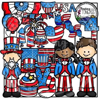 4th Of July Clipart 4th Of July Clipart 4th Of July Patriotic Themed