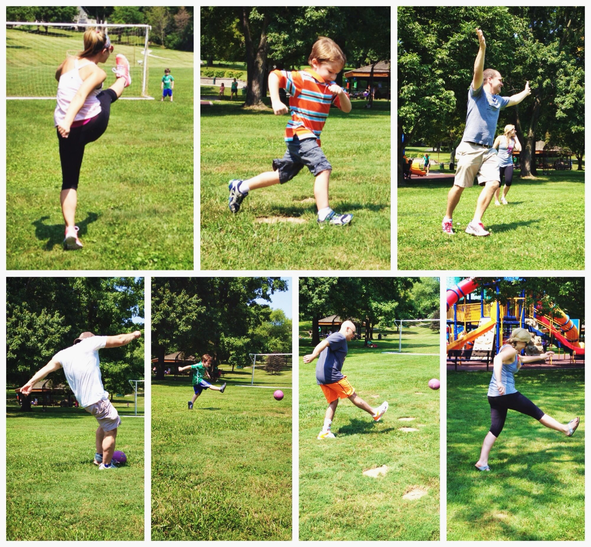 adult / family kickball! never too old for kickball! | itzlinz.com