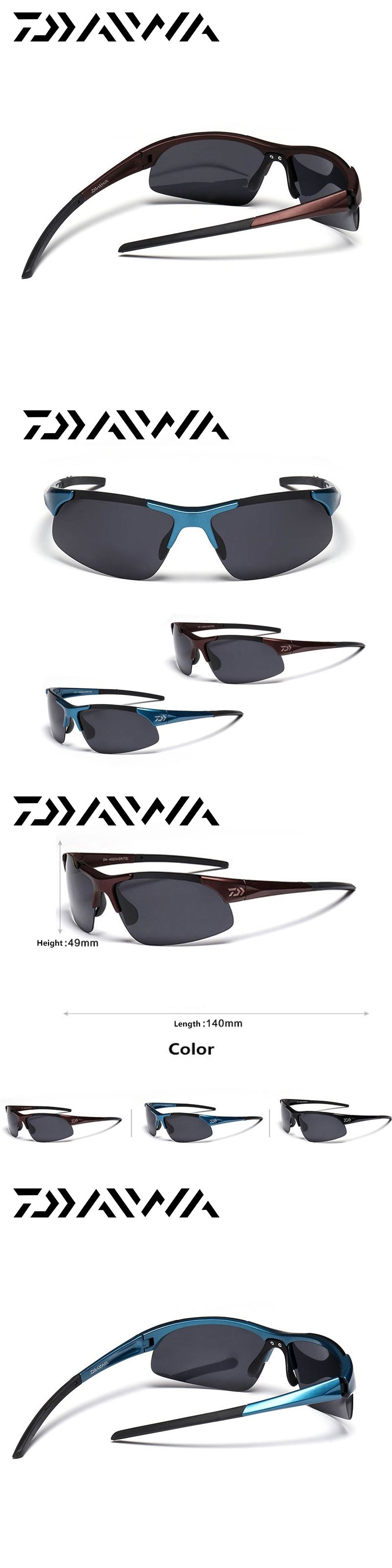 4693b79cca36 Daiwa outdoor sports fishing sunglasses men fishing glasses Cycling  climbing sunglasses with resin objective polarized pesca