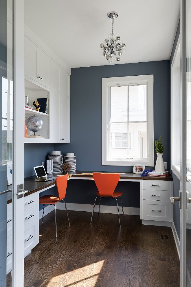 benjamin moore paint colors benjamin moore wolf gray paint on modern office paint schemes id=42515